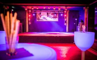 Club Bar Blick zur Bühne II