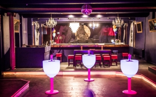 Club Bar Empfang Lounge